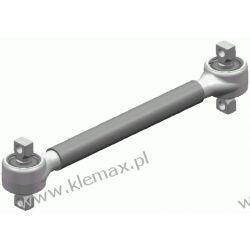 DRĄŻEK REAKCYJNY MAN TGA, TGS, TGX, L - 585 mm, 8x4/4, 03.00- Wahacze