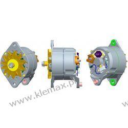 ALTERNATOR VOLVO FM9, FM10, FM12, FH12, FH16, EC330B, EC360B, EC460B,  A25D, A30D, A35D, A40D  24V / 80A  Motoryzacja