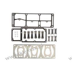 USZCZELKI + ZAWORKI KOMPRESORA EVOBUS ( VOITH LP700, 3-cylindrowy)