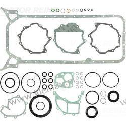 ZESTAW USZCZELEK DOŁU SILNIKA MERCEDES O 100, O 405, UNIMOG, 190 (W201), E T-MODEL (S124), E T-MODEL (S210), E (VF210), E (W124), E (W210), G (W460) 2.5D, 2.8D, 2.9D Części samochodowe