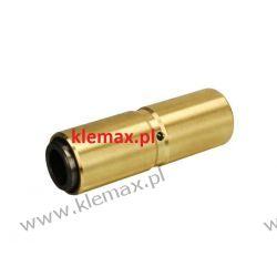 TULEJA WSPORNIKA RESORU MERCEDES fi 24 x 45 x 140 mm METAL/MOSIĄDZ