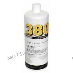 czyszczenie tapicerki skórzanej Pro Leather Cleaner 380