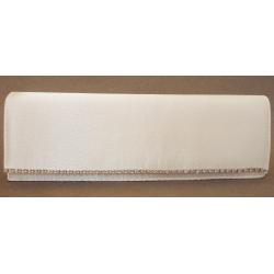 biała kopertówka