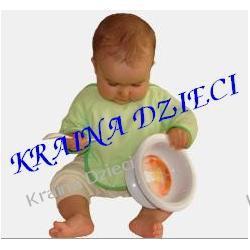 ŚLINIAK Z RĘKAWKAMI TY I MY 68-74 ECRU