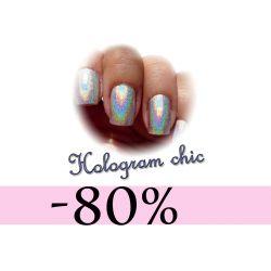 -80% taniej lux HOLOGRAFICZNE LAKIERY DO PAZNOKCI