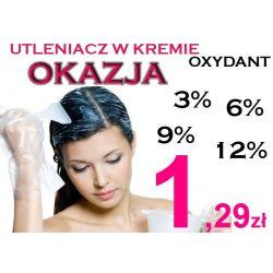 okazja UTLENIACZ w kremie OXYDANT 3 6 9 12 % OXI