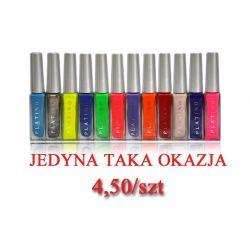 OKAZJA Platino LINERY Lakiery DO ZDOBIEŃ 4,50
