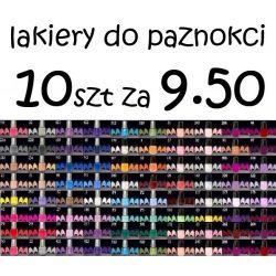 -50% 10sztuk Lakiery do paznokci z l-cysteiną 6ml