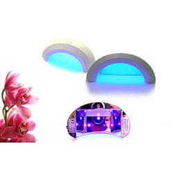 LAMPA UV 6W Biała Led 3 diody do Żelu