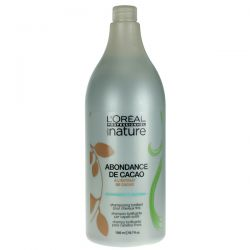 SZAMPON włosy cienkie Abondance Loreal NATURE 1,5L