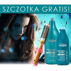 KERATIN refill Szampon + Odżywka + GRATIS LOREAL