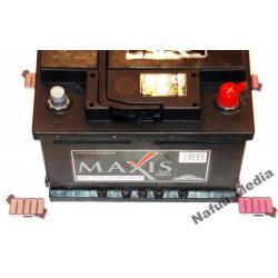 Akumulator MAXIS / VARTA 50AH 440A NOWY_PROMOCJA
