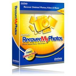 Recover My Photos PROFESSIONAL by GetData Ltd - Odzyskiwanie zdjęć - Małe aktualizacje w cenie
