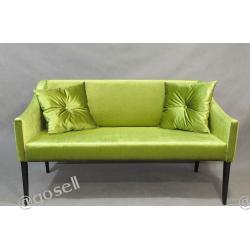 Sofa GLAM lemon 150