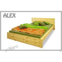 Łóżko do sypialni ALEX 140x200