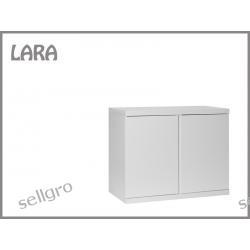 Komoda 2-drzwiowa Lara