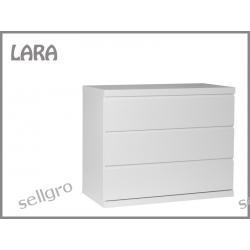Komoda 3-szufladowa Lara