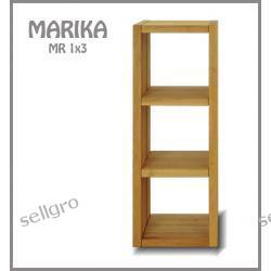Regał Sosnowy Marika MR 1x3