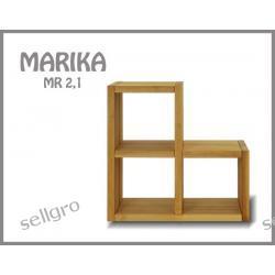 Regał Sosnowy Marika MR 2.1