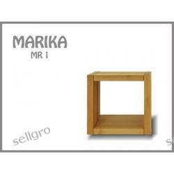Regał Dębowy Marika MR 1