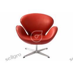 Fotel inspir. Swan Chair - skóra