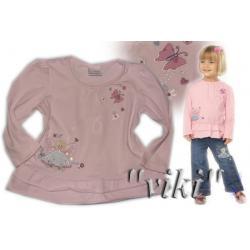 NEXT 2008**Bluzeczka tunika wróżka, falbanki**86