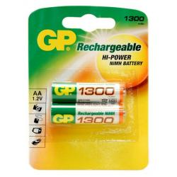 AKUMULATOR GP BATTERY 1300 AA (2SZT)