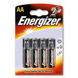 BATERIE ALKALICZNE ENERGIZER 1,5V (AA 4SZT) LR6