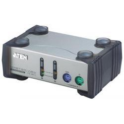 ATEN CS-82A KVM 2/1 PS2 Master Desktop