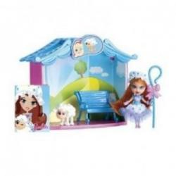 Barbie domki Petites Club N8001