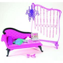 Barbie małe mebelki sofa L9479