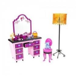 Barbie mebelki toaletka M4244