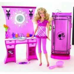 Barbie mebelki zestaw duży L9483