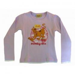 bluzeczka Scooby Doo dla dziewczynki rozmiar 116