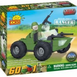 Cobi klocki Mała Armia pojazd militarny 2114