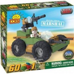 Cobi klocki Mała Armia pojazd militarny Marshal 2116