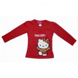 dziecięca bluzka, bluzeczka rozmiar 116/122 Hello Kitty