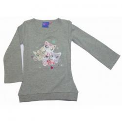 dziecięca bluzka, tunika rozmiar 116 littlest pet shop