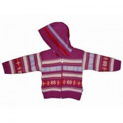 dziecięcy sweterek skandynawski wzór rozmiar 92