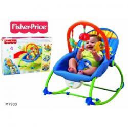 Fisher Price Fotelik bujaczek M7930
