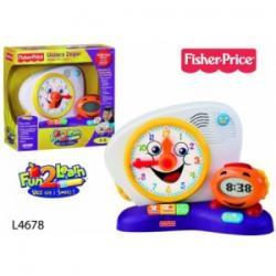 Fisher Price Uczący zegar L4678