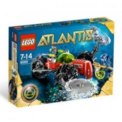 Lego Atlantis odkrywca dna morskiego 8059