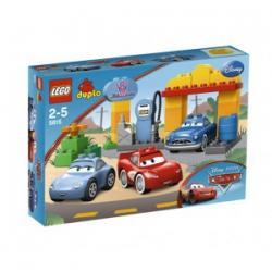 Lego Auta Cars kawiarnia Loli 5815