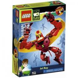 Lego Ben 10 Jet Ray 8518