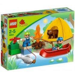 Lego Duplo wycieczka na ryby 5654