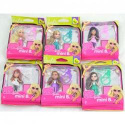 Mini Barbie breloczki T1424