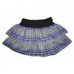 Modna spódniczka w kratkę dla modnisi rozmiar 146-152