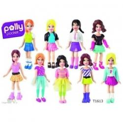 Polly Pocket laleczka T1613