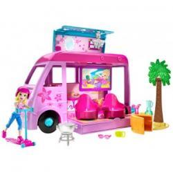 Polly Pocket stylowy camper R2630