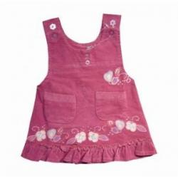 sukienka, sukieneczka sztruks rozmiar 104/110